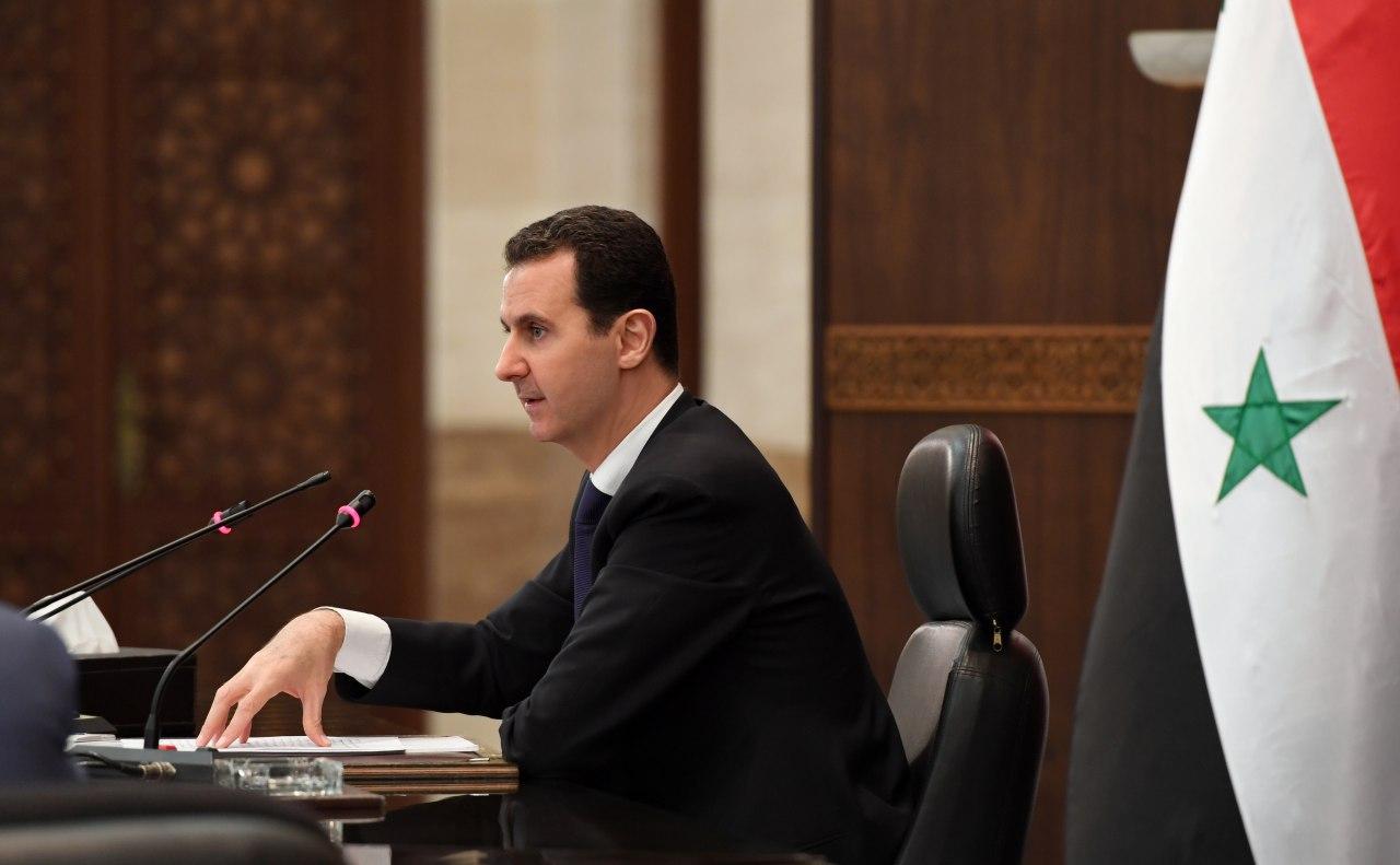 Photo of الأسد يطلق مشروع الإصلاح الإداري