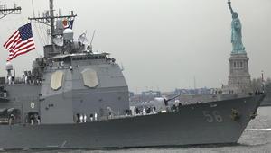 Photo of بعد صفقة المقاتلات… سفن أمريكا في قطر