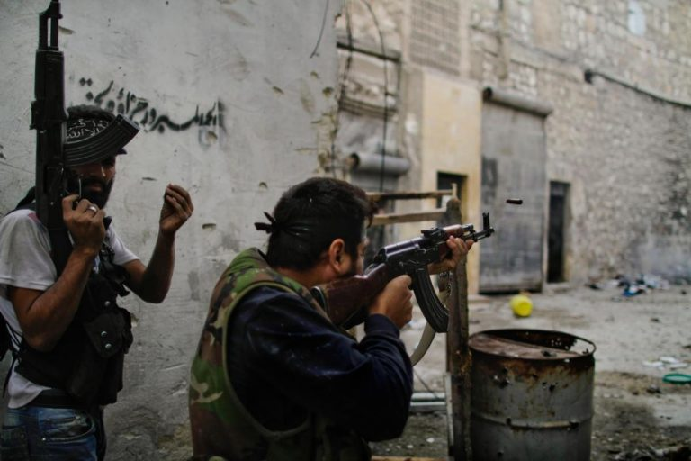 Photo of امريكا تدعو إرهابيي درعا بالتزام الهدنة
