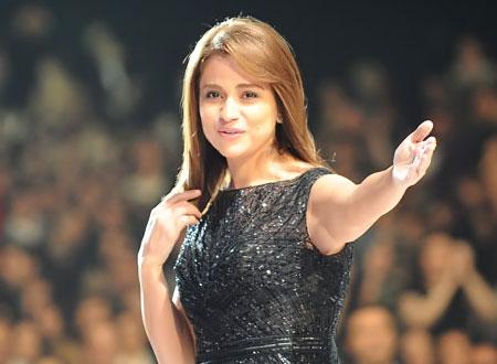 "Photo of ""جوليا بطرس"" تعلن مشاركتها بمعرض دمشق الدولي"