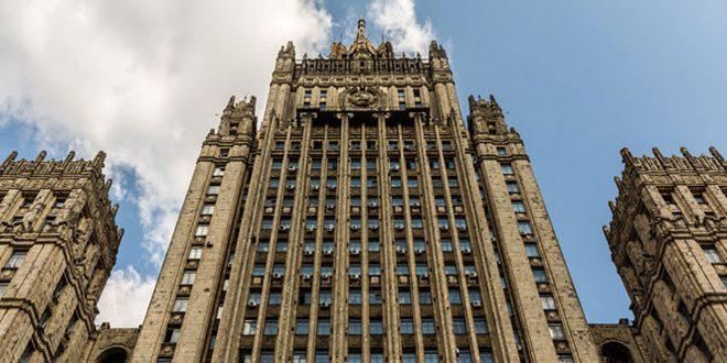 Photo of موسكو تدين تجدد قصف سفارتها بدمشق