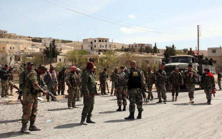 Photo of عمليات مركزة للجيش بدير الزور