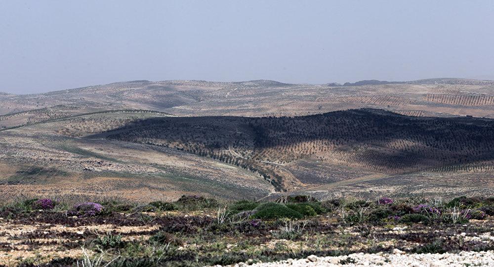 "Photo of غارات سورية على مواقع "" النصرة"" بجرود عرسال"