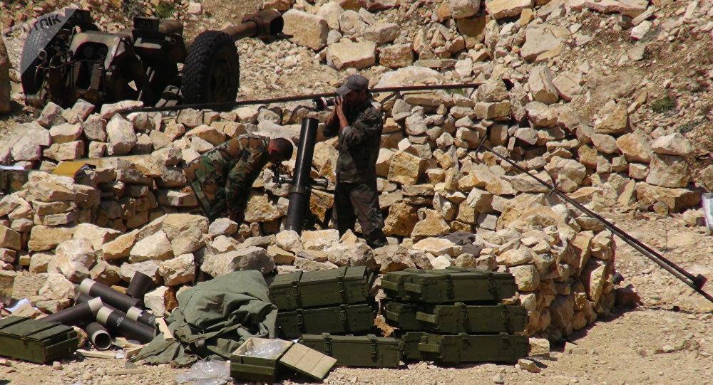 Photo of الجيش يحرر أبار نفط جديدة بريف الرقة