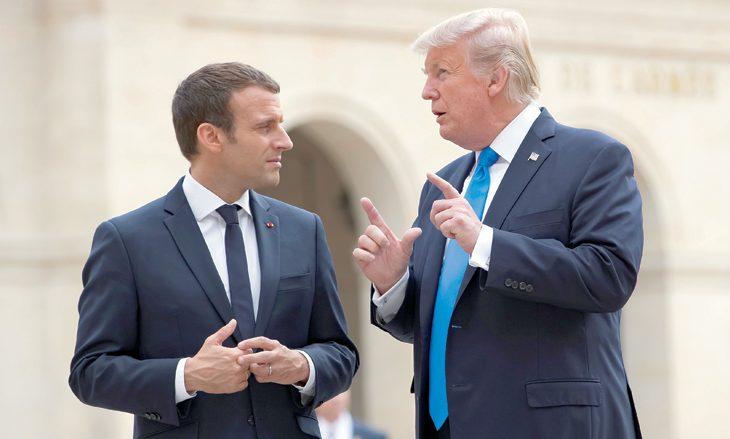 "Photo of اتفاق ""أمريكي – فرنسي"" على خارطة طريق جديدة بعد انتهاء الحرب بسوريا والعراق"