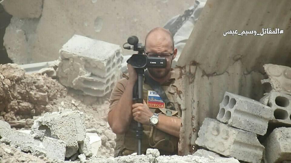 "Photo of كلمة حق من ""جندي سوري"" لمحطة روسية:  الإعلام مسؤولية"