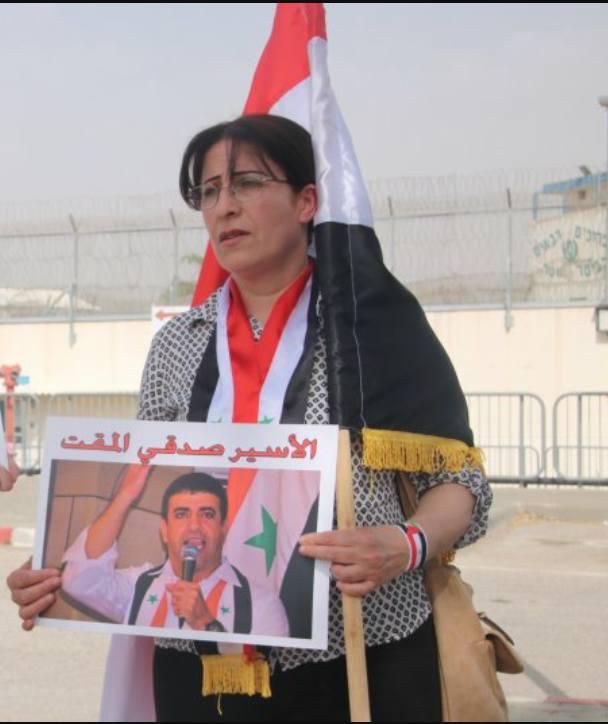 Photo of أعتقال نهال المقت شقيقة الاسير صدقي المقت