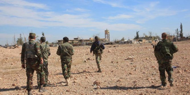 Syrian Army foils ISIS attack, kills a number of terrorists in Deir Ezzor
