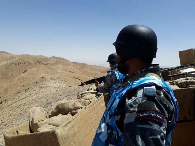 Photo of بالفيديو- قوى الأمن الداخلي تساند الجيش والمقاومة بعمليات القلمون