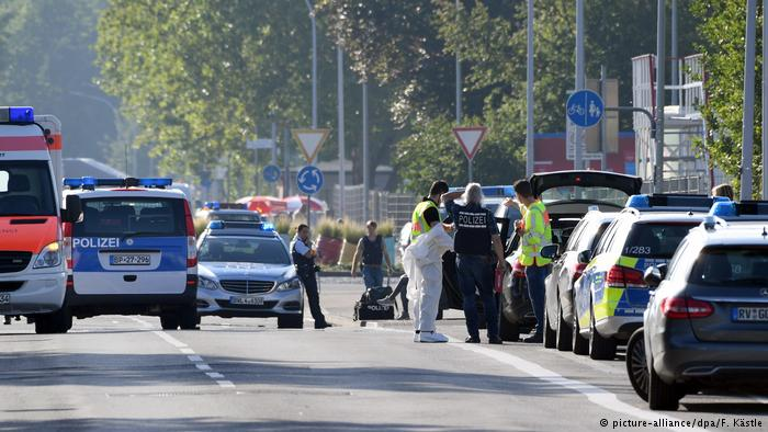 Photo of Konstanz nightclub shooting: One person killed and three seriously injured in German city