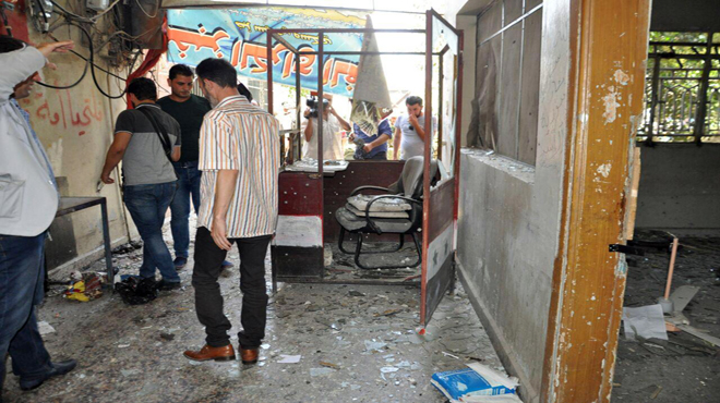 Photo of أربعة شهداء بتفجير إرهابي بمركز نطلاق باصات مصياف من حماه