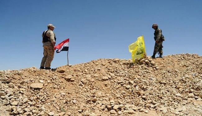 """Photo of تجهيزات عسكرية """"سورية-لبنانية"""" بعرسال"""