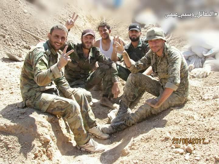Photo of الجيش يسيطر على تلال استراتيجية بريف حمص