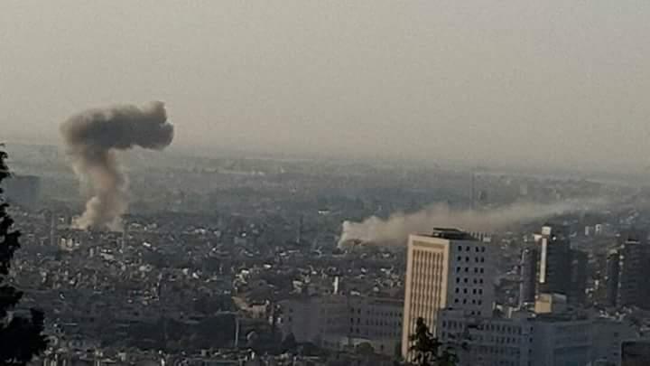 Photo of تضارب المعلومات حول الاصوات التي سمعت بدمشق صباح اليوم