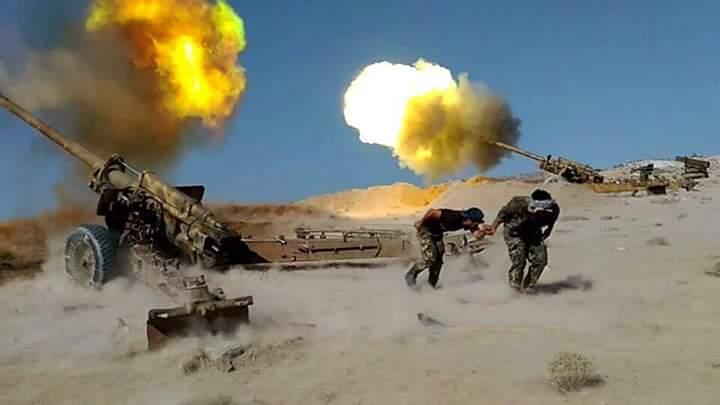Photo of صور من الميدان… معركة الفجر الكبرى (المرحلة الثانية)