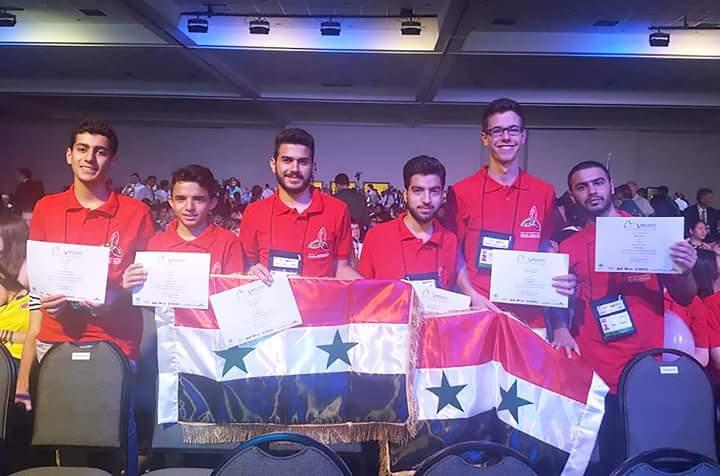 "Photo of سوريا تتوج بخمس فضيات ببطولة ""ريودي جانيرو"""