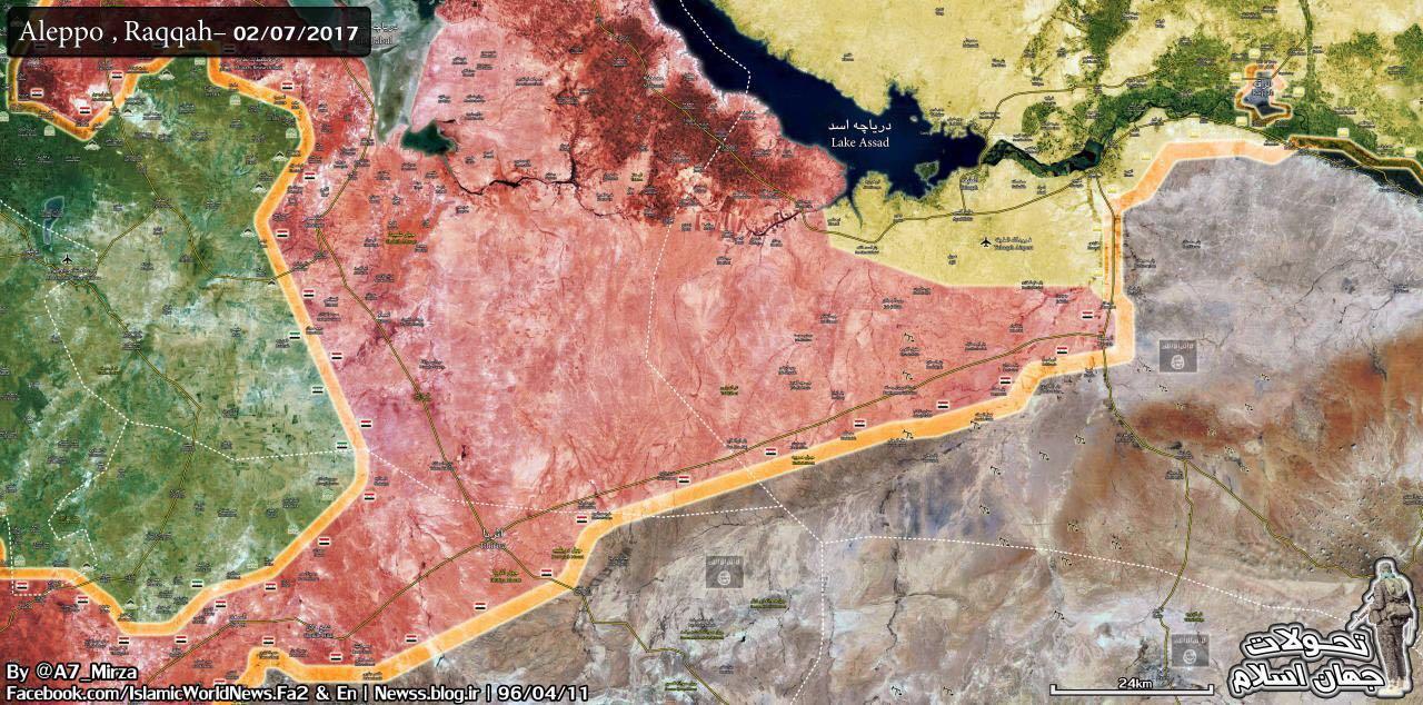 Photo of وضعية ريف حلب بعد تقدم الجيش