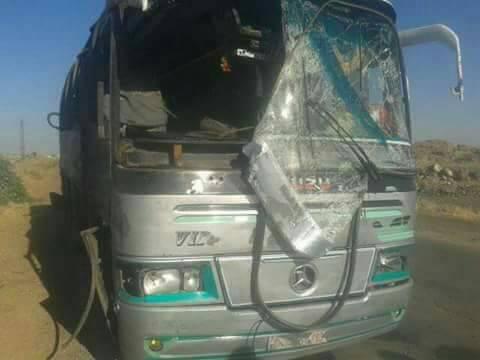 Photo of Eight people injured in terrorist blast in Sweida