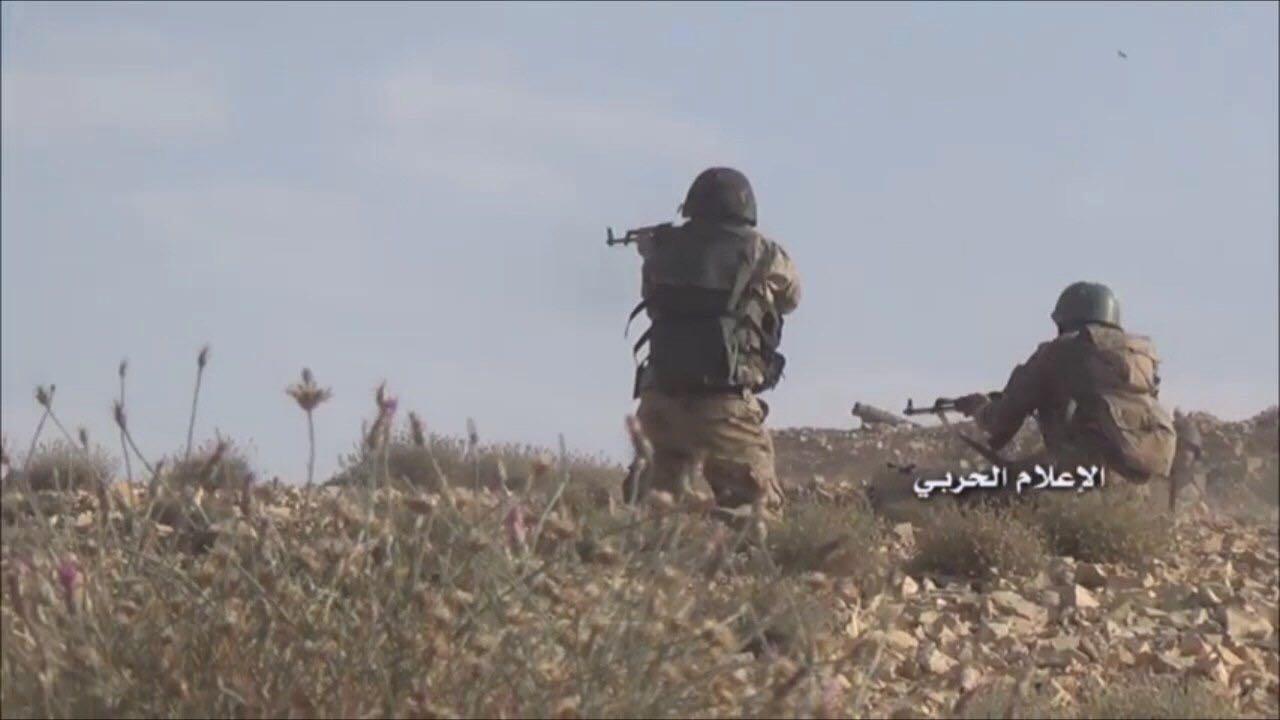 Photo of جرود فليطة السورية محررة بالكامل