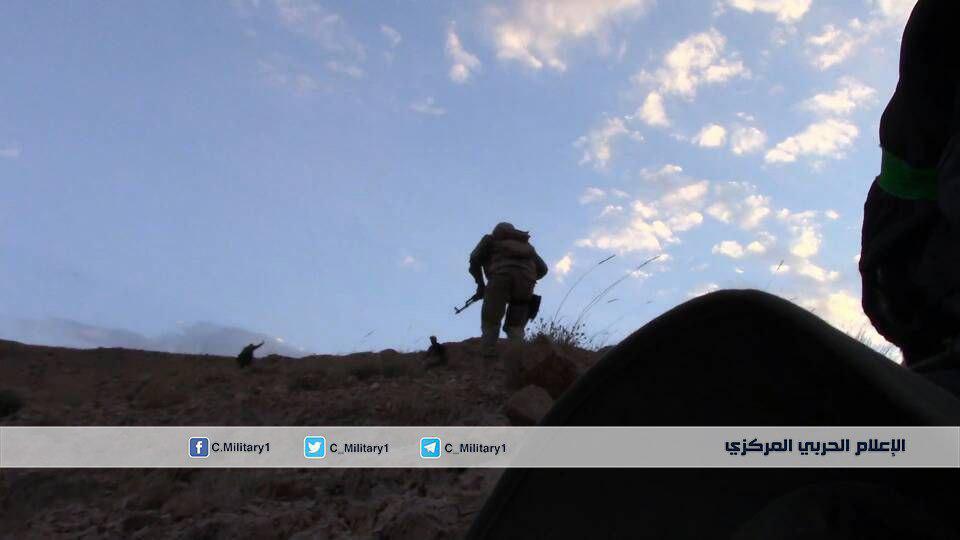 Photo of تقرير ميداني عن معركة عرسال