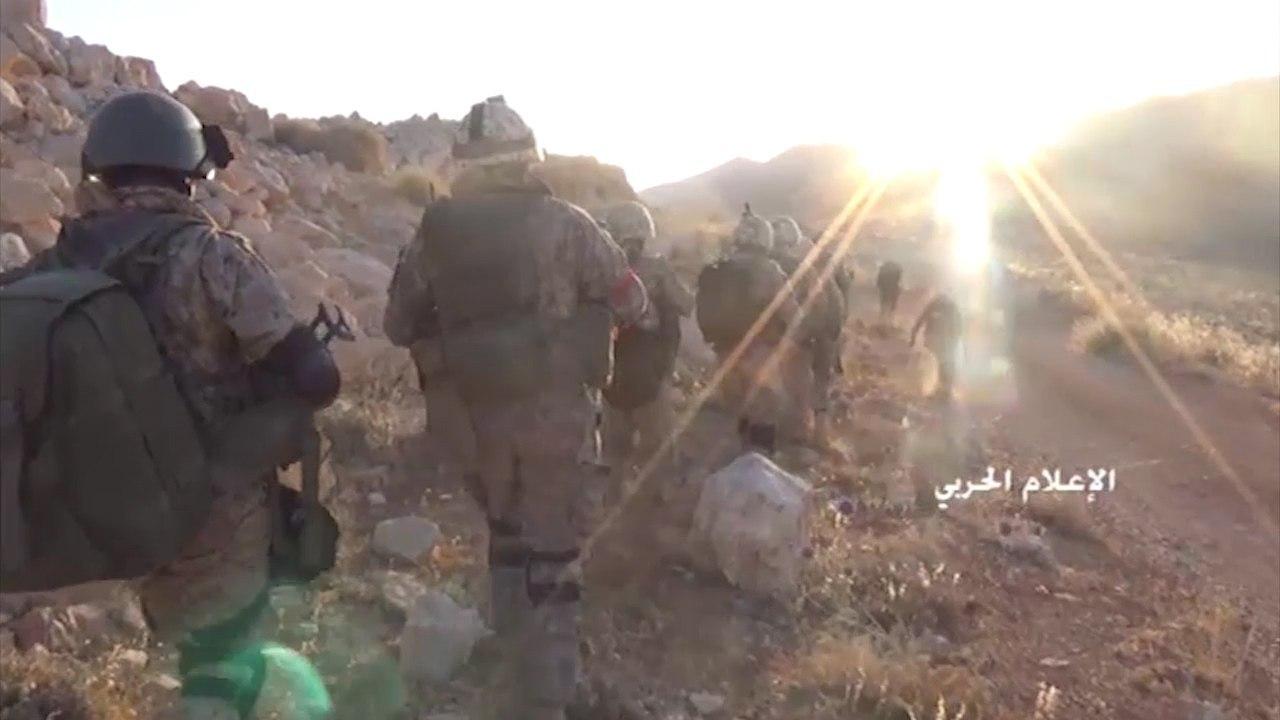 Photo of معركة عرسال نهاياتها.. سيطرة واسعة للجيش والمقاومة