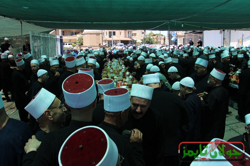 Photo of Hundreds of participants in the visit of our Master Alkhudar in Buqa'atha