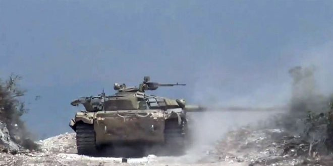 Photo of Syrian Army kills scores of terrorists, destroys their equipment in Hama