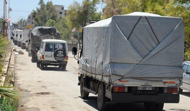 Photo of اتفاق الغوطة مؤقت… والأهالي يؤيدون التسوية