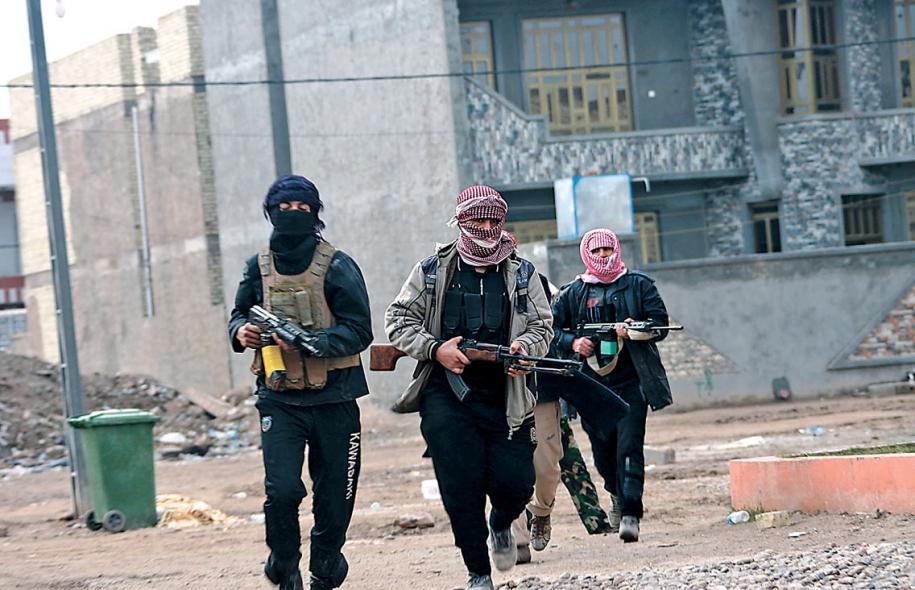 Photo of اقتتال إرهابيي ريف ادلب يزداد عنفاً