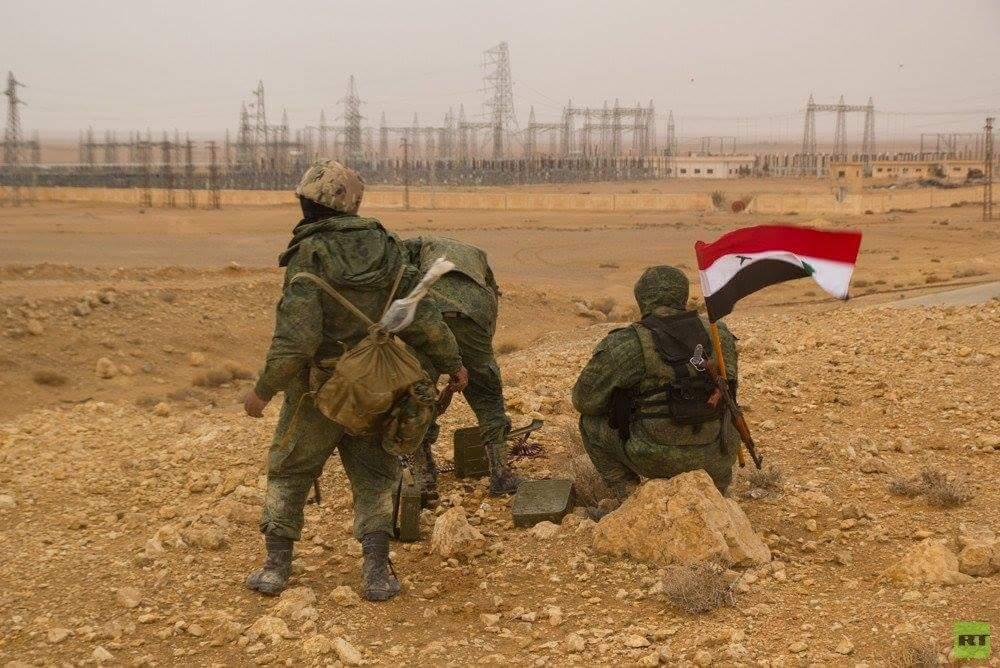 Photo of الجيش يسيطر على نقاط استراتيجية بريف سلمية