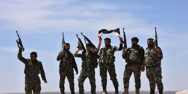 Photo of Syrian Army establishes control over several villages, kills large number of ISIS terrorists in eastern area Provinces