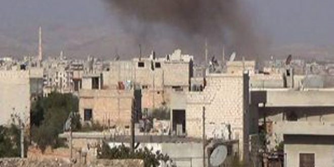 Photo of شهيدان وإصابة 14 جراء اعتداءات إرهابية بالقذائف على دير الزور وريف القنيطرة