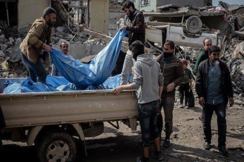 Photo of تقارير اعلامية.. داعش وتحالف الامريكي إرهاب ضد المدنيين