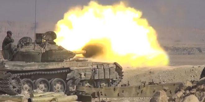 Photo of Syrian Army kills many ISIS terrorists in Deir Ezzor