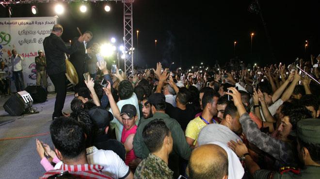 Photo of ٢٣٨ ألف زائر في سادس أيام معرض دمشق الدولي