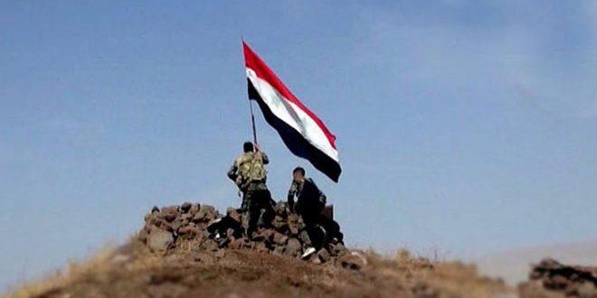 Photo of الجيش يسيطر على 4 حقول غاز ومعمل ومحطة بريف الرقة الجنوبي