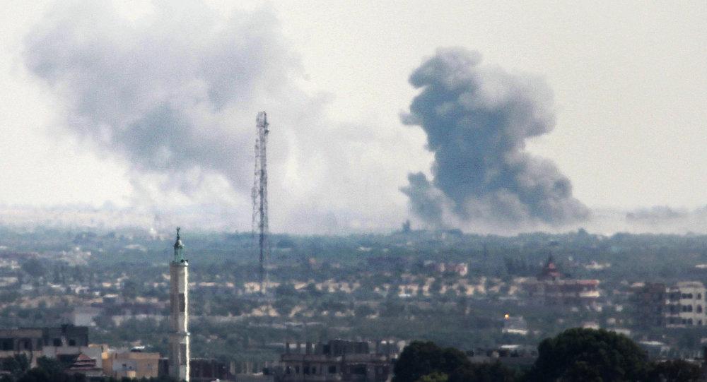 Photo of عمليات جوية لمصر ضد الارهاب