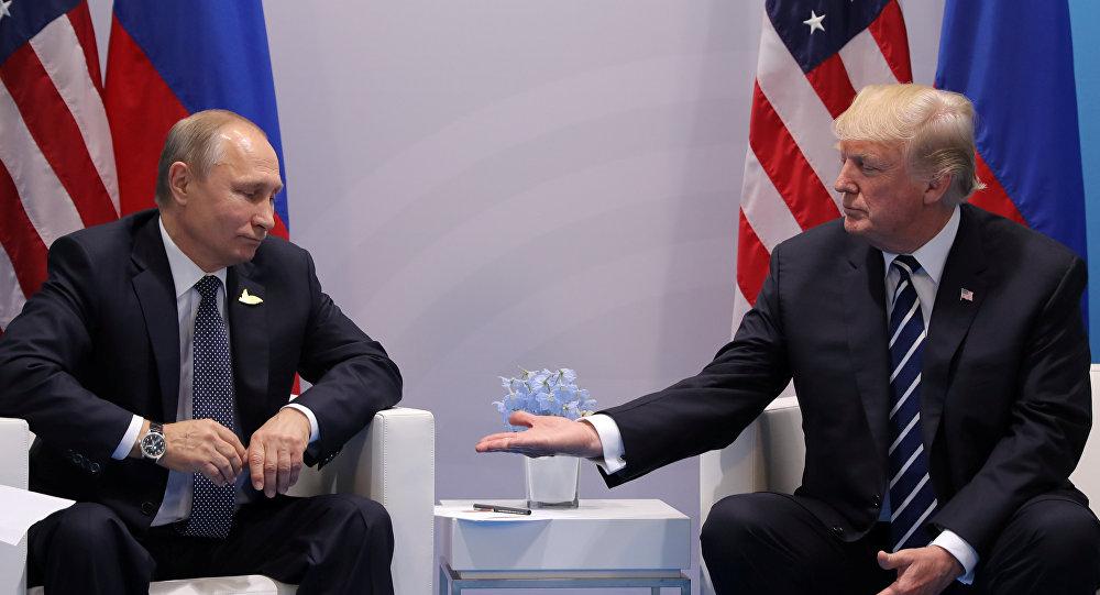 Photo of ترامب يشكر بوتين
