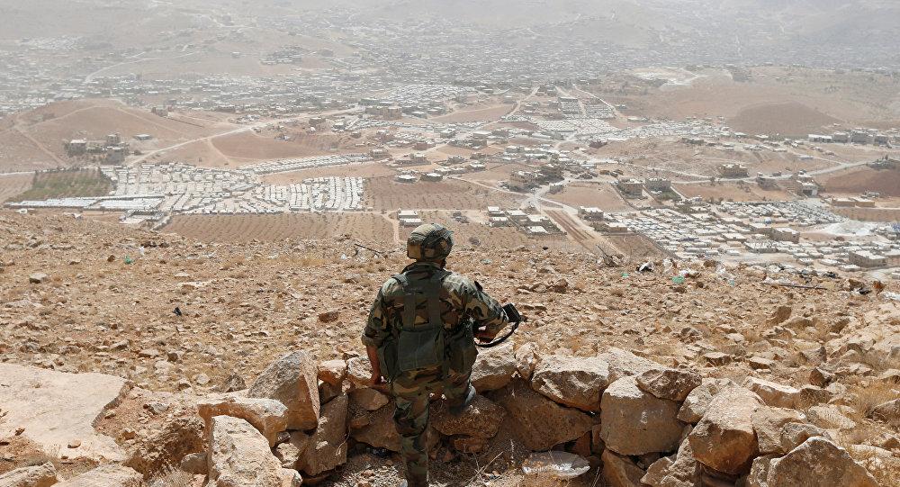Photo of الجيش اللبناني يمهد لمعركة الجرود ضد داعش