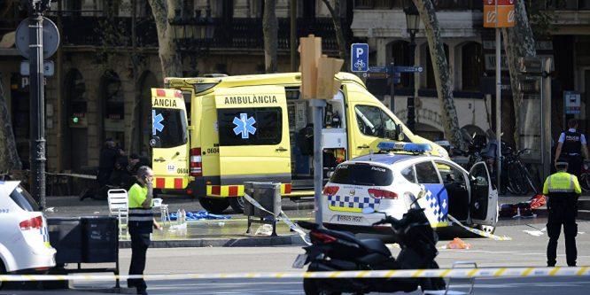 ارتفاع عدد ضحايا هجوم برشلونة الى ١٤ قتيل