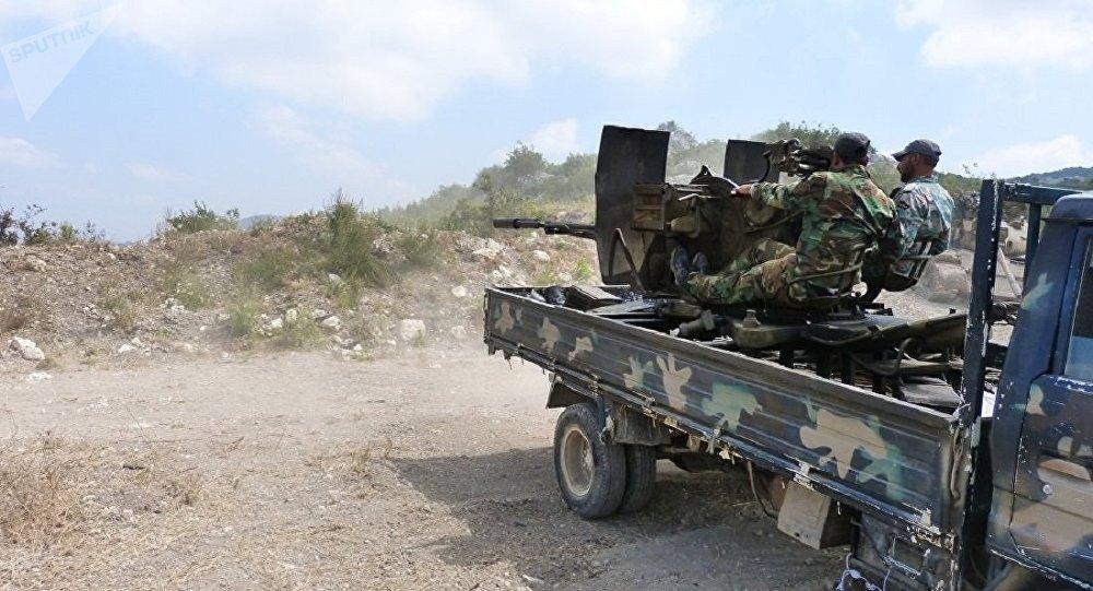 Photo of الجيش يستعيد السيطرة على 5 مخافر حدودية مع الأردن