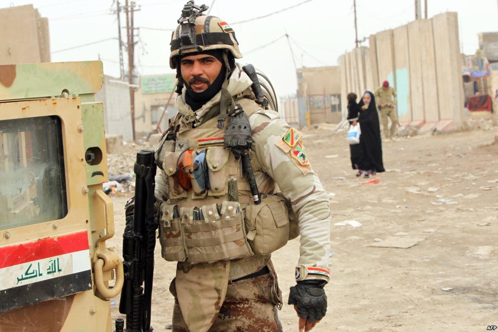 Photo of القوات العراقية تحرر قرى غرب العياضية وشرقها
