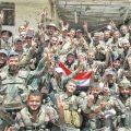 معارك شرسة يخوضها الحرس الجمهوري بعين ترما وجوبر