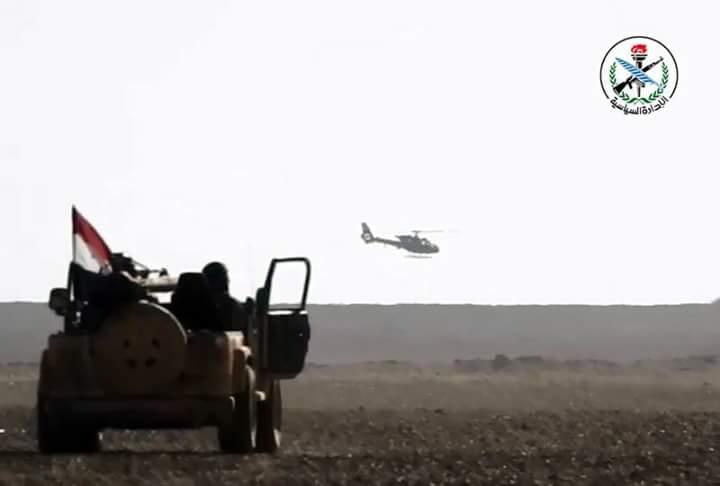 Photo of قرى جديدة بريف الرقة بيد أسود الجيش