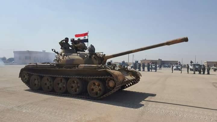 """Photo of الجيش يطوق """"السخنة"""" من عدة اتجاهات"""