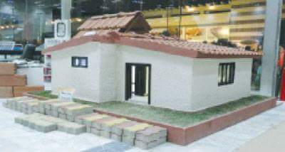 Photo of The country house attracts visitors to Damascus International Fair