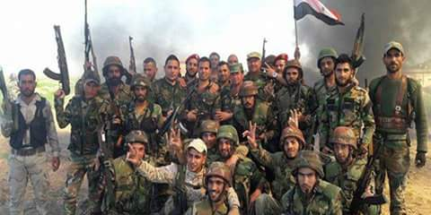 Photo of Syrian Army establishes full control over new strategic positions in Homs