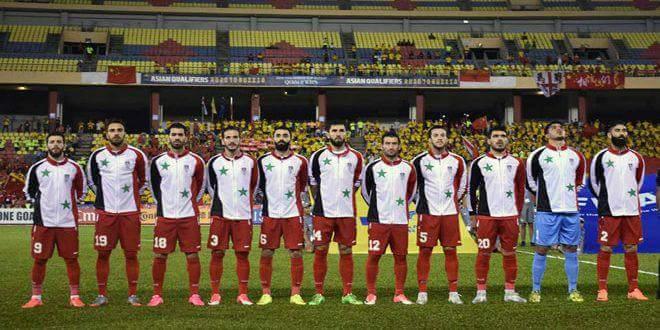 Photo of سوريا تفوز على قطر ٣-١