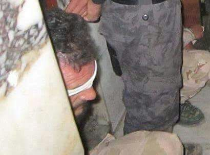 Photo of The Syrian Army captures three terrorists in one of the tunnels in Ein Tarma