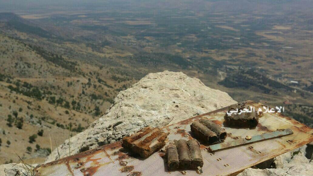 Photo of العثور على مكان جهاز التجسس الذي زرعته اسرائيل في البقاع الغربي